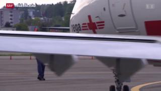 Video «Schweizer Hilfe angelaufen» abspielen