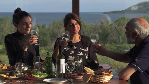 Video ««Meine fremde Heimat» – Armenien - kurz und bündig» abspielen
