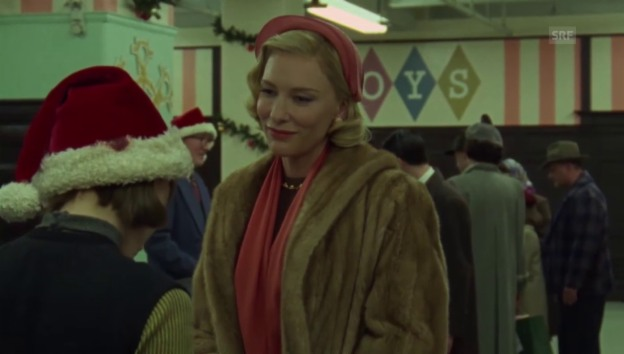 Video «Trailer «Carol»» abspielen