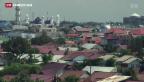 Video «Bandah Aceh zehn Jahre nach dem Tsunami» abspielen