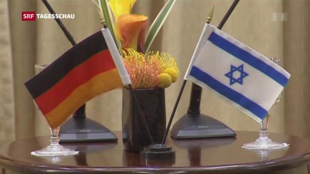 Video «Affront in Israel» abspielen