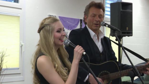 Video «Bo Katzman – ein Konzert der ganz besonderen Art» abspielen