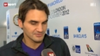 Video «Tennis: Roger Federer - Juan Martin Del Potro» abspielen