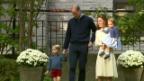 Video «Englische Royals bei Kinderparty» abspielen
