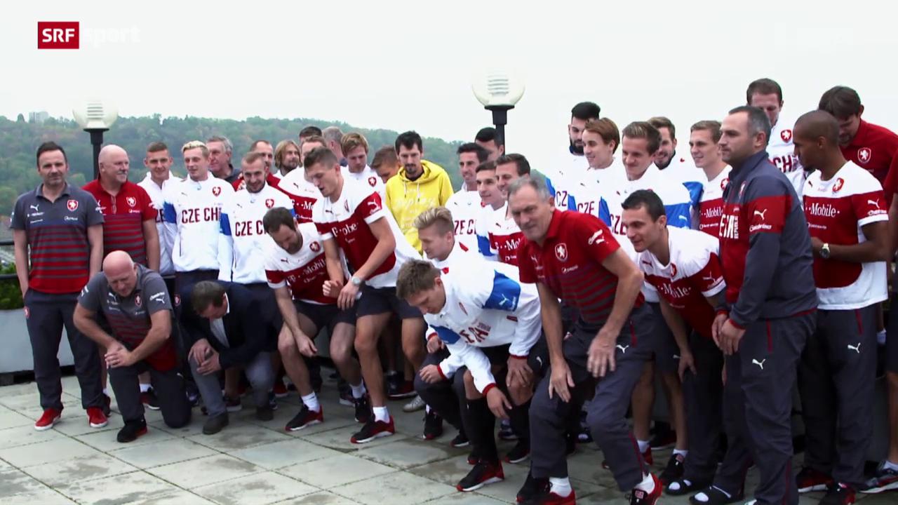 Die Ambitionen von Tschechien