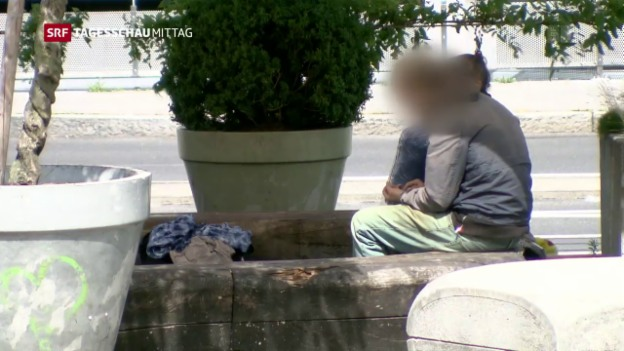 Video «Situation auf Schweizer Heroinmarkt hat sich deutlich verbessert» abspielen