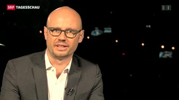 Video «Pascal Weber im Interview 2» abspielen