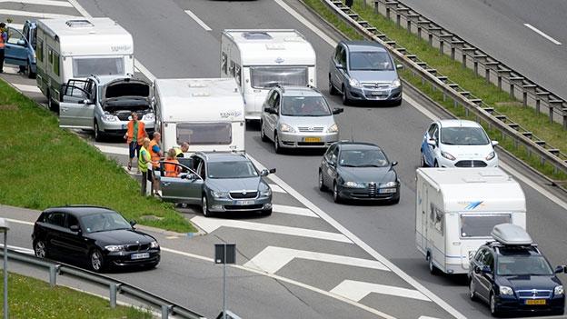 Tipps für Wohnwagenreisende auf Deutsch