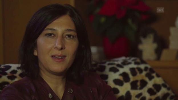 Video «Könnten Sie sich vorstellen in die Türkei zurückzukehren?» abspielen