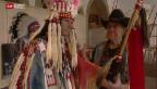 Video «Angy Burris Lebenswerk kommt unter den Hammer» abspielen