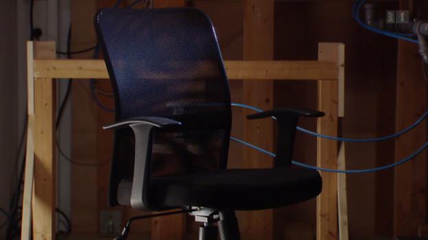 Video «Bürostühle im Test: Die teuren sind am schlechtesten» abspielen