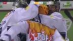 Video «Eishockey: NLA, Biel - Zug» abspielen