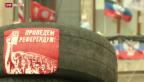 Video «Ukraine: Separatisten bleiben hart» abspielen