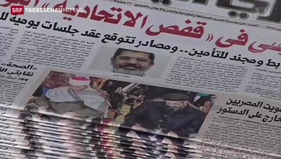 Mursi-Prozess erneut vertagt