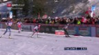Video «Laurien van der Graaff holt sich den 2. Sieg im Weltcup» abspielen