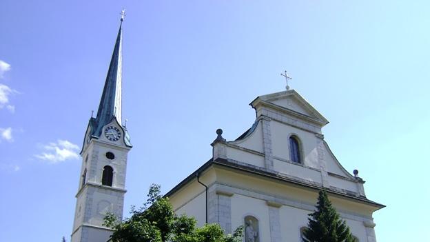 Glockengeläut der Kirche St. Eusebius, Grenchen