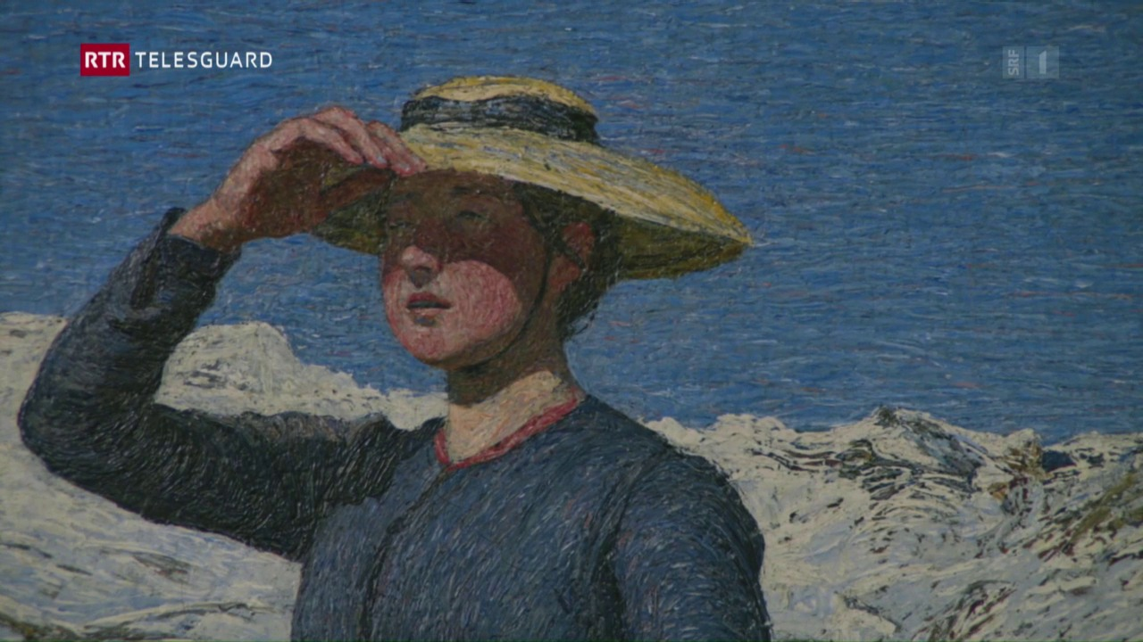 Amur per muntognas, colurs puras e glisch – Giovanni Segantini