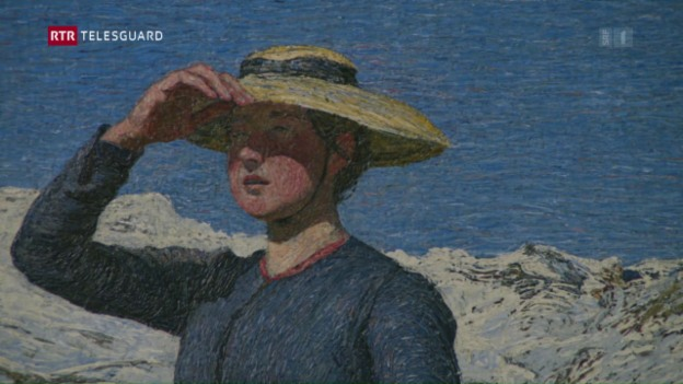 Laschar ir video «Amur per muntognas, colurs puras e glisch – Giovanni Segantini»