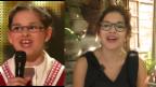 Video «Folge 3: Carina Walker. Gewinnerin der «Alpenrose» 2011» abspielen