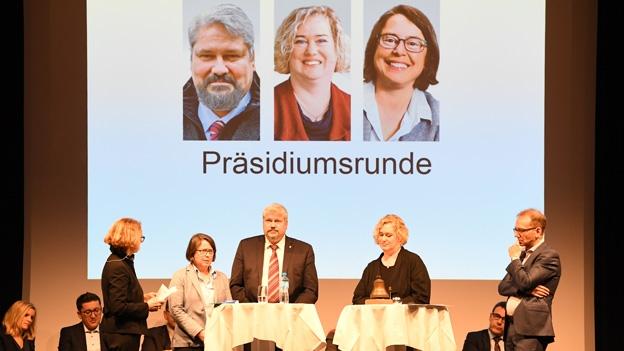 Wer wird Stadtpräsident? Michael Küenzle und seine Herausforderer kreuzen die Klingen