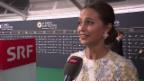 Video «Die erfolgsverwöhnten Stars auf dem Festivalteppich» abspielen