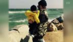 Video «Bligg zeigt seinen Sohn Lio» abspielen