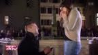 Video «Der grösste Heiratsantrag» abspielen