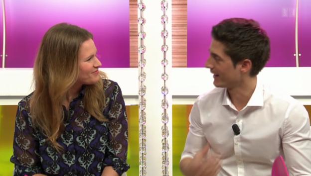Video «Kathrin Hönegger und Tobias Müller» abspielen