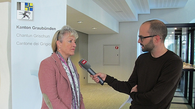 Interview mit Barbara Janom (28.09.2014)