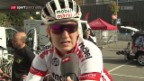 Video «Die Schweizerin Nicole Koller am Weltcup Bern» abspielen