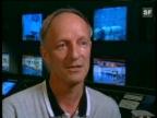 Video «Claude Nicollier: Vor der vierten Reise ins All» abspielen