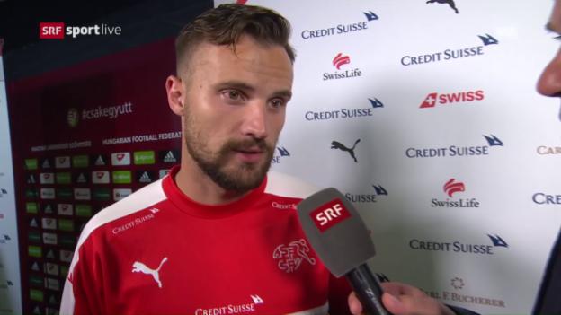 Video «Seferovic: «Durststrecke hoffentlich vorbei»» abspielen