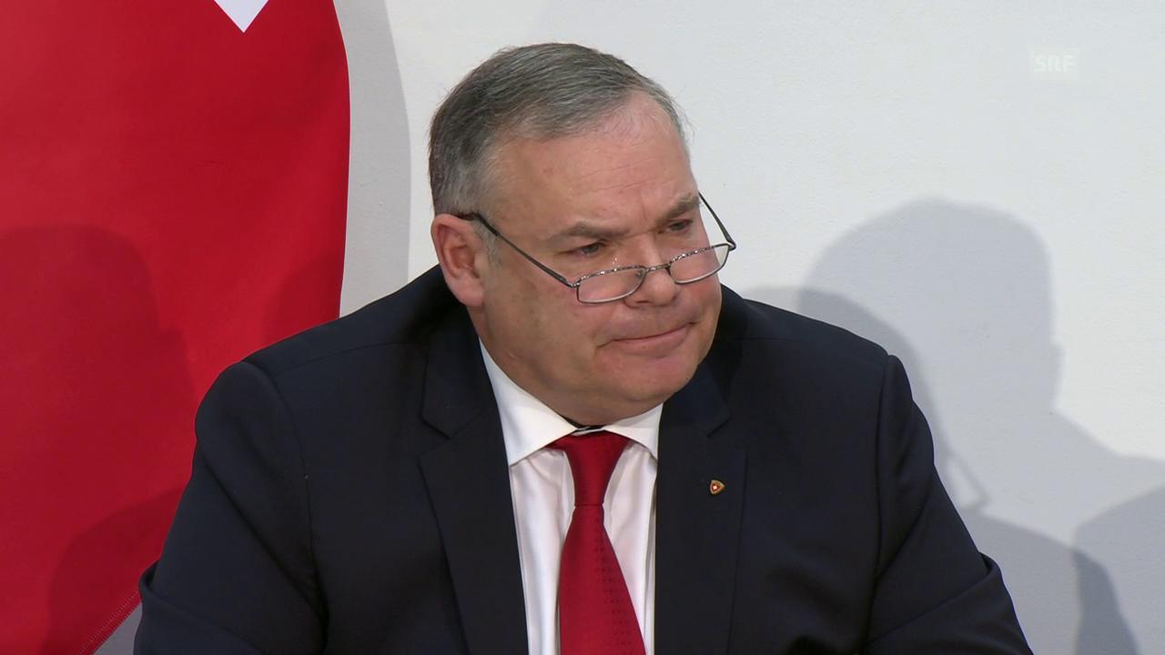 Jean-Philippe Gaudin: «Der NDB schützt die Schweizer Bürger und das Interesse der Schweiz.»