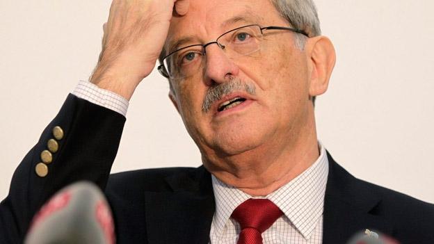 Interview Hansjörg Trachsel, Regierungspräsident GR