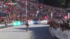 Video «Bilanz Mountainbike-WM in Lenzerheide» abspielen