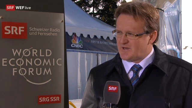Christof Franzen, SRF-Korrespondent Russland