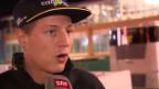 Video «Spengler Cup: Gesprächsgast Tom Lüthi über seine Teamkollegen» abspielen