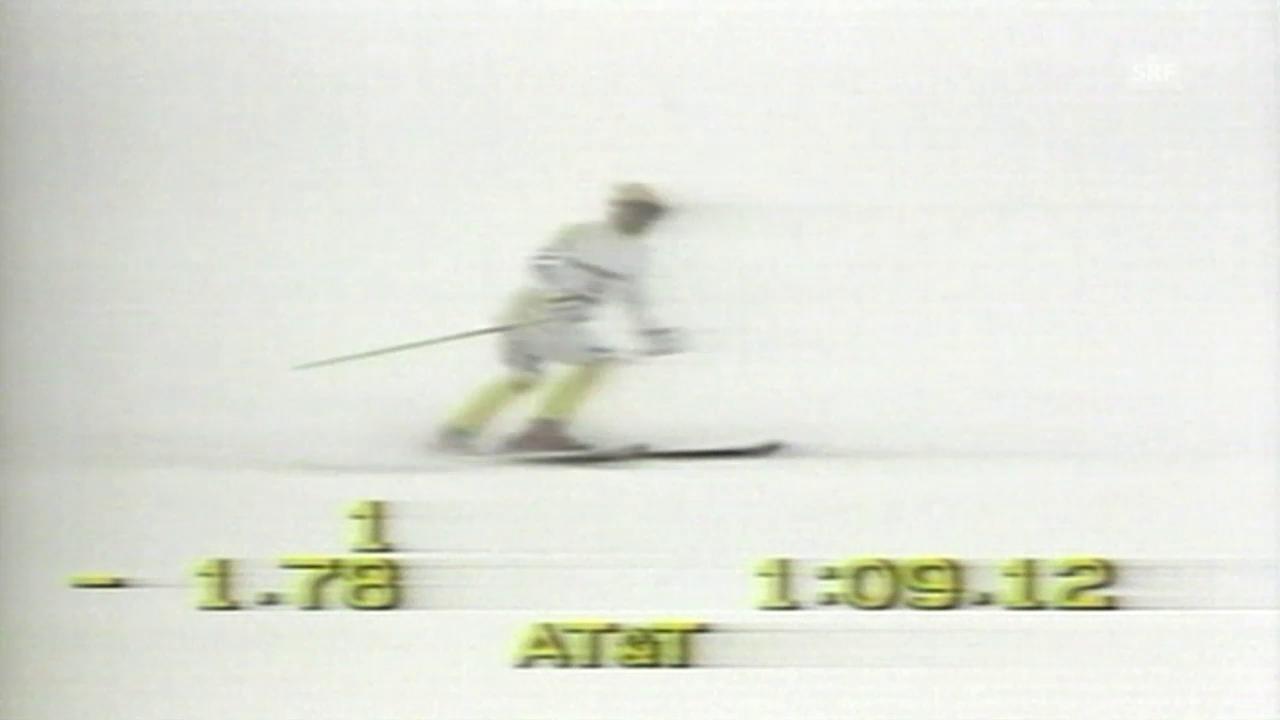 Aspen 1989: Der letzte Sieg