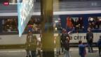 Video «Fans raus aus dem fahrplanmässigen Verkehr» abspielen