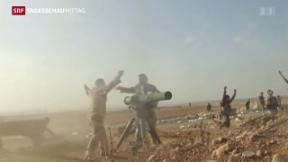 Video «Gespräche zu Syrien verzögern sich» abspielen