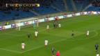 Video «Live-Highlights Basel-Sevilla» abspielen