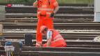 Video «Bahnhof Winterthur bleibt gesperrt» abspielen