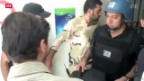 Video «Countdown für Syrien-Militärschlag läuft» abspielen