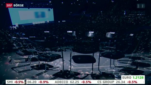 Video «SRF Börse vom 08.10.2014» abspielen