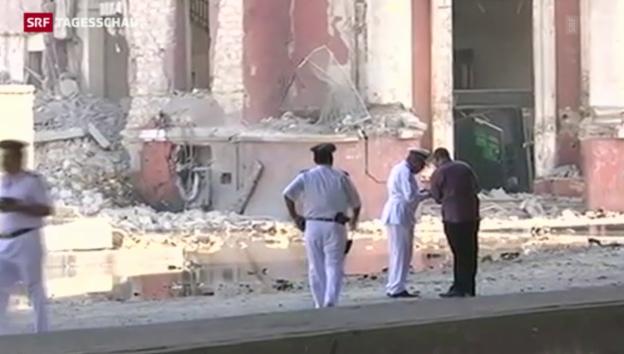 Video «Anschlag in Kairo» abspielen