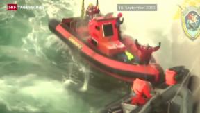 Video «Prozess gegen Greenpeace-Aktivisten in Russland» abspielen