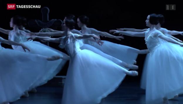 Video ««Giselle» im Opernhaus Zürich» abspielen