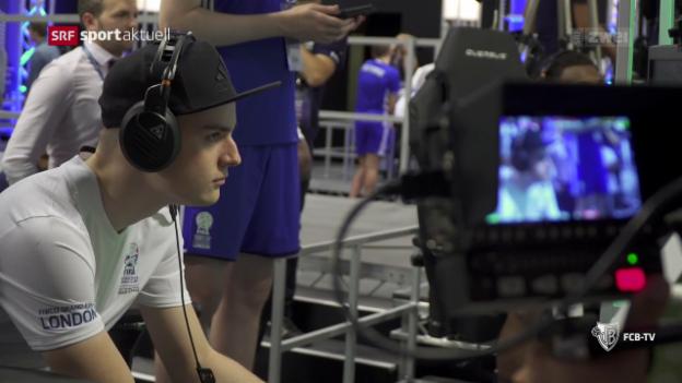 Video «Virtuelle Premiere auf SRF» abspielen