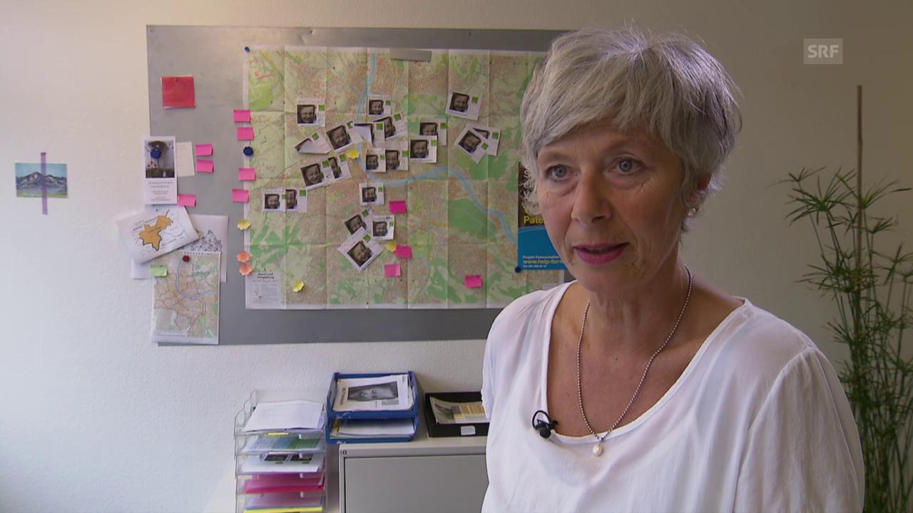 Interview mit HELP-Projektleiterin Franza Flechl
