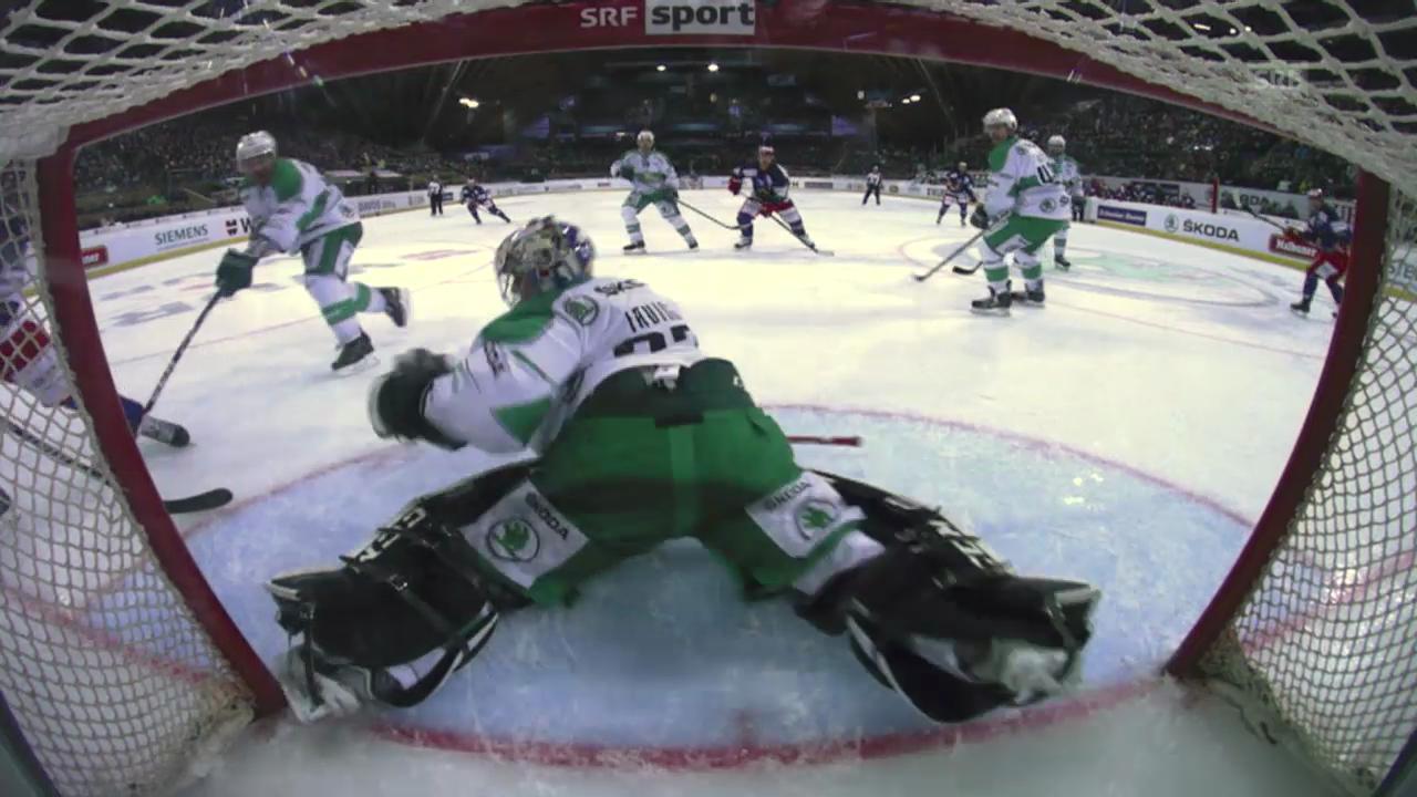 Eishockey: Spengler Cup, Zusammenfassung Ufa - Jokerit